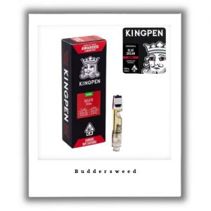Buy best deal 1g king Pen THC Blue dream Vape Cartridge