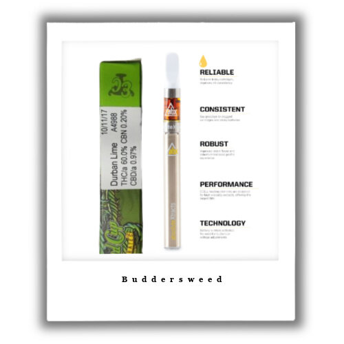 Durban Lime Vape Cartridge