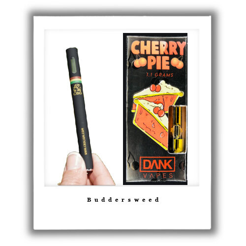 Buy Cherry Pie THC Vape Cartridge Brand