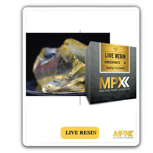 Order Online MPX –HCE Live Resin