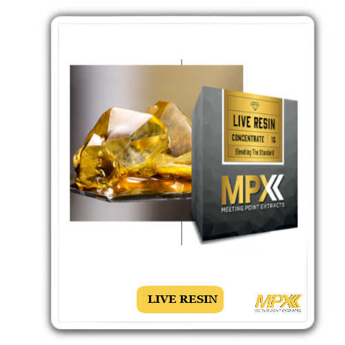 MPX –Sauce Live Resin